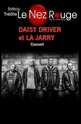 DAISY DRIVER ET LA JARRY