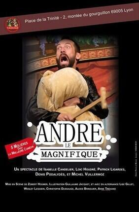 ANDRE LE MAGNIFIQUE (Theatre des Droles de Sortie)