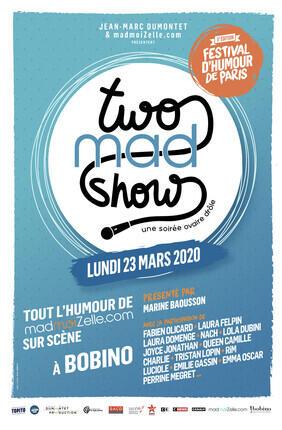 LE GRAND ONE MAD SHOW FESTIVAL D'HUMOUR DE PARIS
