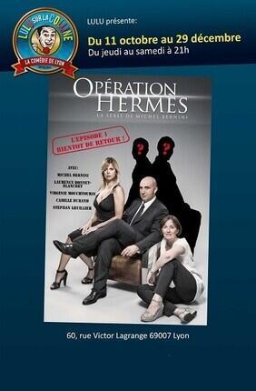 OPERATION HERMES