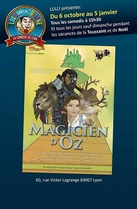 LE MAGICIEN D'OZ (Lulu sur la Colline)