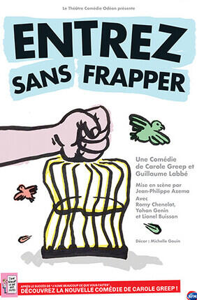 ENTREZ SANS FRAPPER (Irigny)