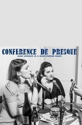 CONFERENCE DE PRESQUE (Saint Genis Laval)