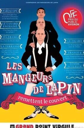 LES MANGEURS DE LAPIN REMETTENT LE COUVERT