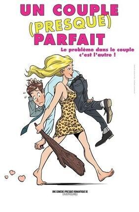 UN COUPLE PRESQUE PARFAIT A la Comedie de Grenoble