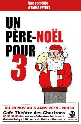 UN PERE NOEL POUR 3