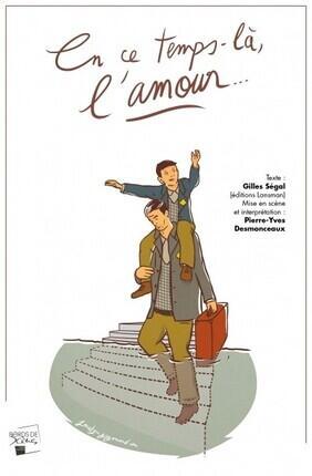 EN CE TEMPS-LA, L'AMOUR (Theatre Essaion)