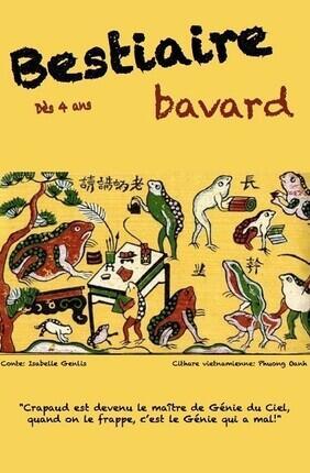 LE BESTIAIRE BAVARD (Centre Mandapa)