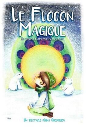 LE FLOCON MAGIQUE A Saint Etienne