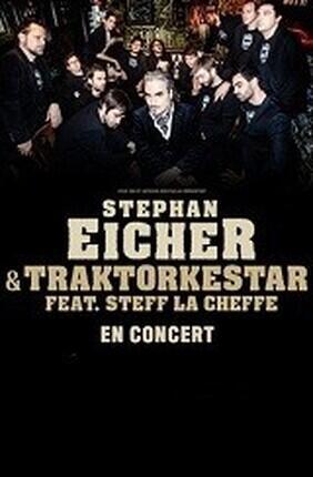 STEPHAN EICHER ET TRAKTORKESTAR FEAT. STEFF LA CHEFFE (Enghien)