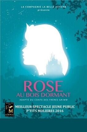 ROSE AU BOIS DORMANT (Thiais)