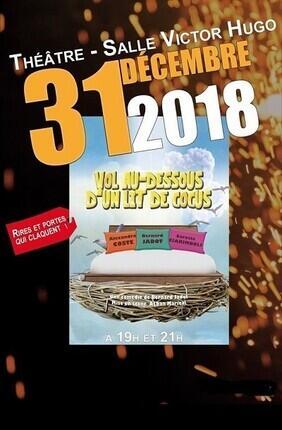 VOL AU DESSOUS D'UN LIT DE COCUS (Salle Victor Hugo)