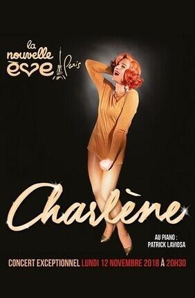 CHARLENE DUVAL (La Nouvelle Eve)
