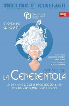 LA CENERENTOLA (Theatre Le Ranelagh)
