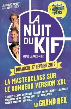 LA NUIT DU KIF - FESTIVAL D'HUMOUR DE PARIS