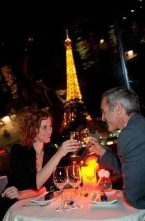 REVEILLONS - BATEAUX PARISIENS