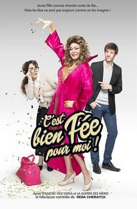 C'EST BIEN FEE POUR MOI ! Au Theatre de Jeanne