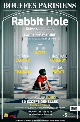 RABBIT HOLE AVEC JULIE GAYET