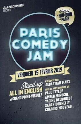 PARIS COMEDY JAM