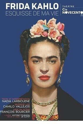 FRIDA KAHLO, ESQUISSE DE MA VIE