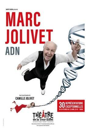 MARC JOLIVET DANS ADN