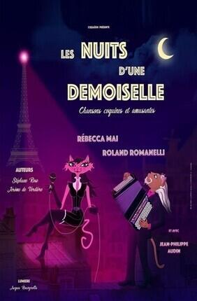 LES NUITS D'UNE DEMOISELLE (Theatre Essaion)