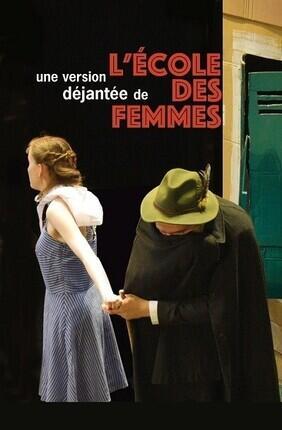 L'ECOLE DES FEMMES A la Comedie Nation