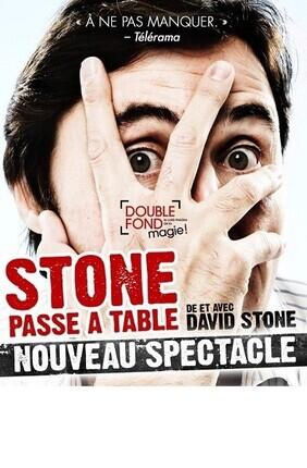 DAVID STONE DANS STONE PASSE A TABLE