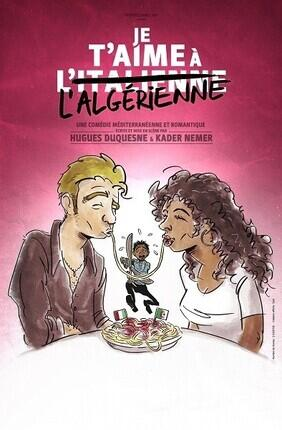JE T'AIME A L'ITALIENNE (Saint Etienne)