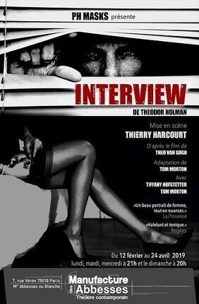 INTERVIEW (Manufacture des Abbesses)