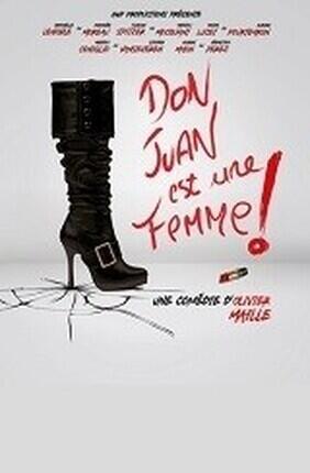 DON JUAN EST UNE FEMME (Theatre de Poche Graslin)