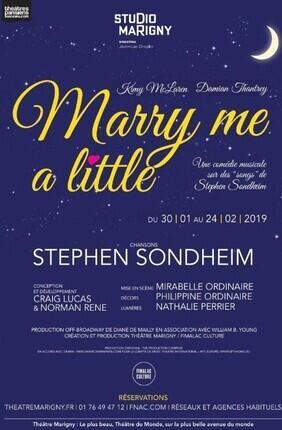 MARRY ME A LITTLE DE STEPHEN SONDHEIM