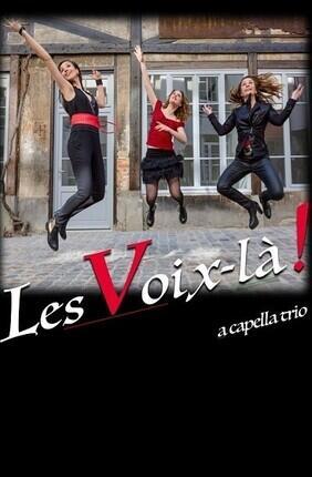 LES VOIX-LA (A CAPELLA TRIO)