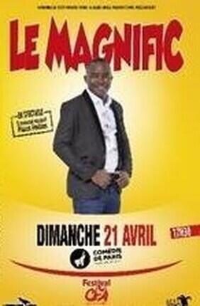LE MAGNIFIC - FESTIVAL CFA