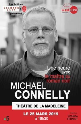 UNE HEURE AVEC MICHAEL CONNELLY LE MAITRE DU ROMAN NOIR