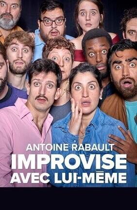 ANTOINE RABAULT IMPROVISE AVEC LUI-MEME