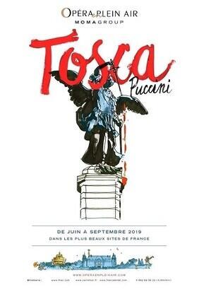 TOSCA - OPERA EN PLEIN AIR (Sceaux)