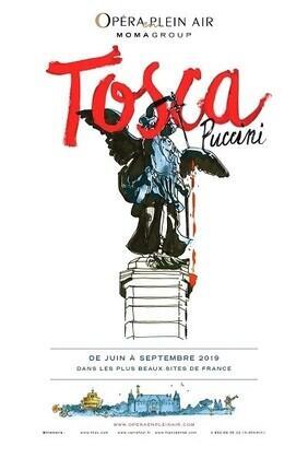 TOSCA - OPERA EN PLEIN AIR (Vincennes)