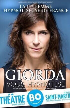 GIORDA VOUS HYPNOTISE