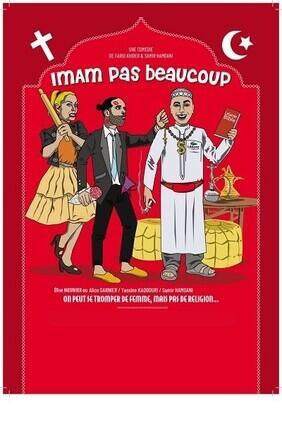 IMAM PAS BEAUCOUP Au Theatre Tremplin