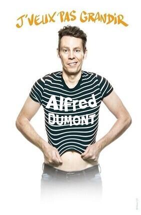 ALFRED DUMONT DANS J'VEUX PAS GRANDIR