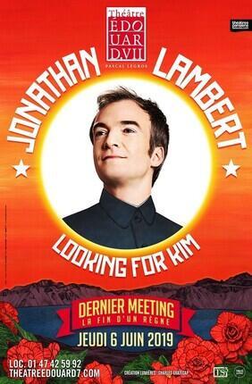 JONATHAN LAMBERT - LOOKING FOR KIM