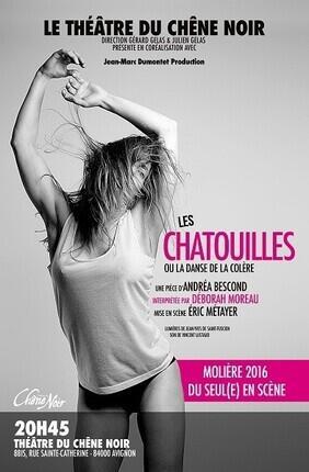 LES CHATOUILLES OU LA DANSE DE LA COLERE AU CHENE NOIR