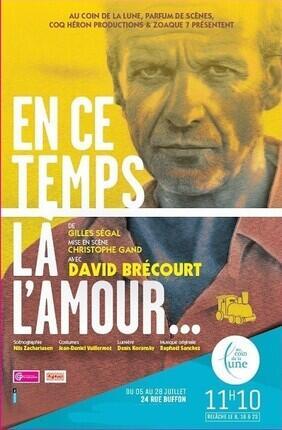 EN CE TEMPS LA, L'AMOUR...