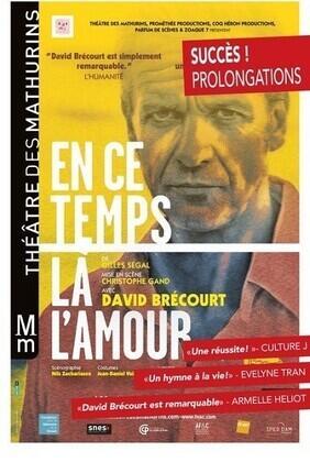 EN CE TEMPS LA L'AMOUR AVEC DAVID BRECOURT