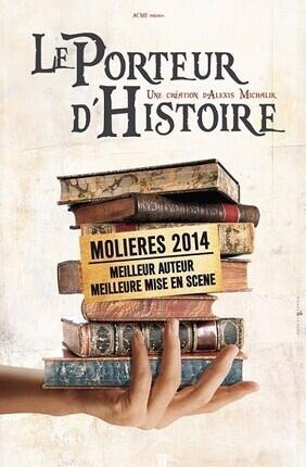 LE PORTEUR D'HISTOIRE A AVIGNON