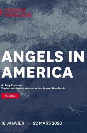 ANGELS IN AMERICA A LA COMEDIE FRANCAISE MISE EN SCENE ARNAUD DESPLECHIN