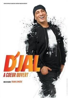 D'JAL DANS D'JAL A COEUR OUVERT AU CASINO D'ENGHIEN