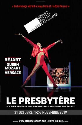 BEJART BALLET LAUSANNE - LE PRESBYTERE