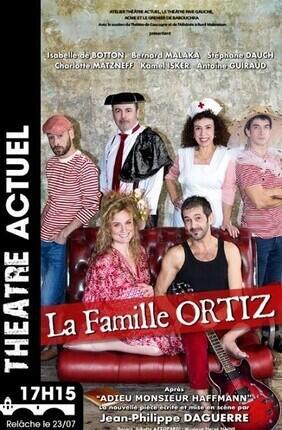 LA FAMILLE ORTIZ A AVIGNON